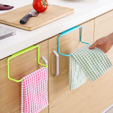 Towel Rack Bathroom Kitchen Cabinet Cupboard Hanger Hanging Holder Organizer