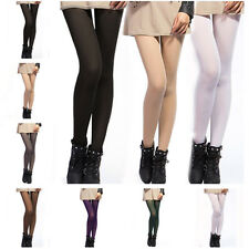 Spring/autumn candy color women girls' tights velvet pantyhose tights stockings