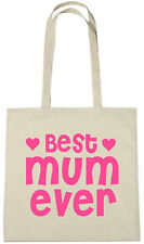 Best Mum Ever Tote Bag cheap xmas christmas birthday gifts presents for mother