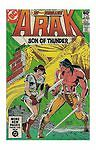 Arak, Son of Thunder #3 (Nov 1981, DC) FN/VF COMIC BOOK