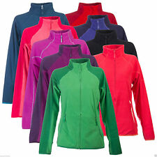 Berghaus Spectrum Women's Micro FL Fleece Full Zip Jumper 9 Colours