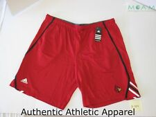 NEW Red Louisville Cardinals adidas Basketball Shorts (Multiple Sizes) 4 Charity