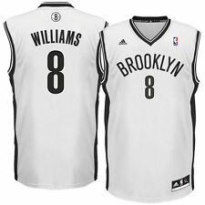 Deron Williams Brooklyn Nets adidas Youth Replica Home Jersey - White - NBA