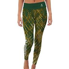 St. Norbert College Green Knights Womens Yoga Pants Prism  Design
