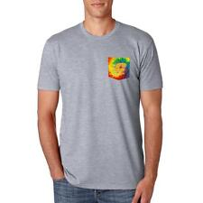 Central Michigan University Chippewas Pocket Tee Tie Dye