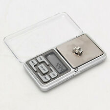 1PC New 0.01g-200g Mini Digital Scale Jewelry Pocket Balance Weight Gram LCD Hot