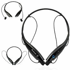 Music Stereo Sports Running Neckband Wireless Bluetooth Headset for Cell Phones