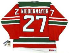 "SCOTT NIEDERMAYER New Jersey Devils 1992 CCM Vintage ""Rookie"" Away NHL Jersey"