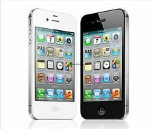 Apple iPhone 4s 8GB Smartphone AT&T Factory Unlocked Black White Fast Shipping