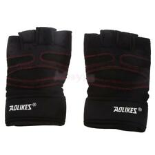 Fitness Exercise Workout Weight Lifting Wrist Gloves Gym Dumbbell Training