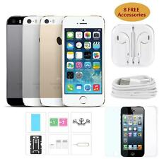 "Apple iPhone 5 5S- 16GB 32GB Unlocked Smartphone 4G LTE Dual Core 4.0"" 8MPx D0Y7"