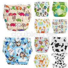 WASHABLE BABY NEWBORN POCKET NAPPY CLOTH REUSABLE BREATHABLE DIAPER COVER WRAP