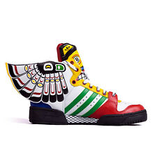 Adidas Originals Jeremy Scott Eagle Wing Totem Q23171 Limited Edition