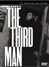 The Third Man (DVD Criterion Collection) AUTHENTIC BRAND NEW FACTORY SEALED