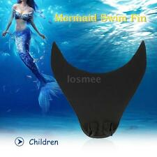 Mermaid Swim Fin Diving Monofin Swimming Foot Flipper for Adult Children C6E3