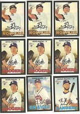2016 TOPPS HERITAGE BLACK BORDER BASEBALL CARDS YOU PICK THE ONES YOU WANT