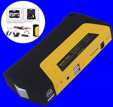 68800mAh Car Jump Starter Emergency Charger Booster Motor Power Bank Battery SOS