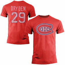 Ken Dryden Old Time Hockey Montreal Canadiens T-Shirt - NHL
