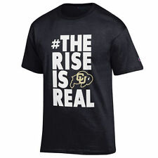 Colorado Buffaloes Champion Rise T-Shirt - Black - NCAA