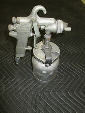 Binks Model 62 with Binks Cup 66SF aircap Automotive Paint Spray Gun