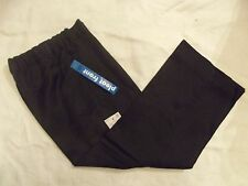 BNWT BOYS LONG GREY SCHOOL TROUSERS PLEAT FRONT/ELASTIC BACK AGES 3-16 YEARS