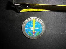 7TH AIRLIFT SQUADRON McCHORD AIR FORCE BASE USAF CHALLENGE COIN