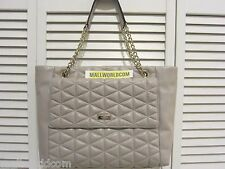 NWT $499 KATE SPADE ~WILLIS Emery Court~ Quilted Leather Tote Bag Satchel Purse