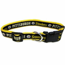 Pittsburgh Steelers Dog Collar NFL Football Officially Licensed Pet Product