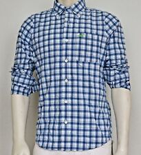 HOLLISTER by Abercrombie Men Classic Plaid Button Down Shirt NwT Medium