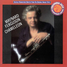 Chameleon by Maynard Ferguson (CD, May-1990, Legacy)