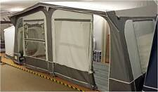 SLIGHT SECONDS FACTORY ALTERED Solaris Voyager touring full size caravan awning