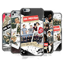 OFFICIAL ONE DIRECTION FAN ART DESIGNS HARD BACK CASE FOR APPLE iPHONE 6 6S