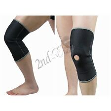 Knee Recovery Sleeve Copper Compression Sports Fit Support Brace Unisex Running