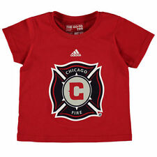 Chicago Fire SC adidas Toddler Primary Logo T-Shirt - Red - MLS
