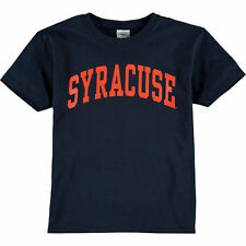 Syracuse Orange New Agenda Youth Arch T-Shirt - Navy - NCAA