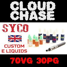 Cloud Chase Chasing E Liquid 100ml High VG PG SUB OHM Vape E Juice