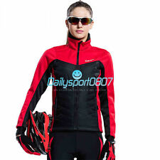 DS Cycling Outdoor Sport Fleece Long Bicycle Sleeves Jersey+4D Bike Pants Sets