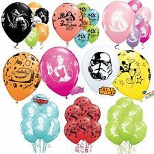 Disney Character Latex Party Balloons Birthday Licensed Princess Minnie Mickey