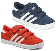 Adidas Kids Boys Girls Gazelle 2 Originals Casual Suede Classic Shoes Trainers