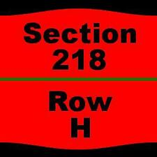 1-14 2017 CMA Music Festival - 4 Day Pass Tickets  6/8