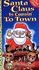 Santa Claus Is Comin to Town (VHS)