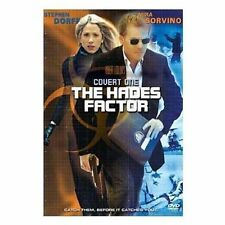 Robert Ludlum's Covert One - The Hades Factor *DVD* **NEW SEALED**