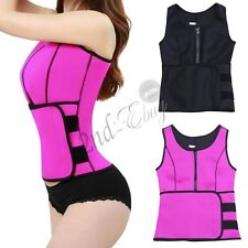 Womens Adjustable Waist Trainer Cincher Underbust Corset Body Shaper Shapewear