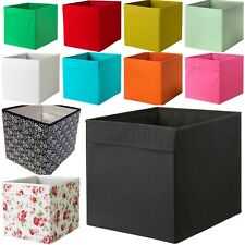 New Ikea DRONA Fabric Storage Box Basket For Expedit/Kallax Shelf Unit Bookcase