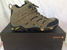 MERRELL MENS HIKING TRAIL BOOTS SHOES MOAB VENTILATOR NEW ALL SIZES FREE SHIP