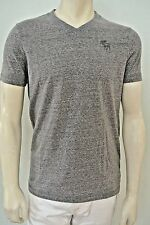 Abercrombie & Fitch Men V Neck Muscle Fit Graphic Tee Shirt NwT  Medium