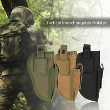 Tactical holster Military hunting pistol holster Quickly holster Outdoor V6Y6