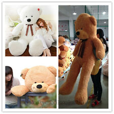 GIANT HUGE BIG TEDDY BEAR STUFFED ANIMALS PLUSH SOFT TOYS DOLL PILLOW Xmas GIFT