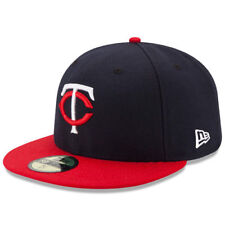 New Era Minnesota Twins Fitted Hat - MLB