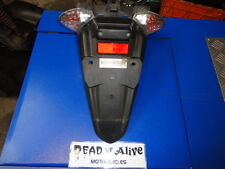 HONDA PCX 125   REAR MUDGUARD WITH INDICATORS, NUMBER PLATE LIGHT AND REFLECTOR